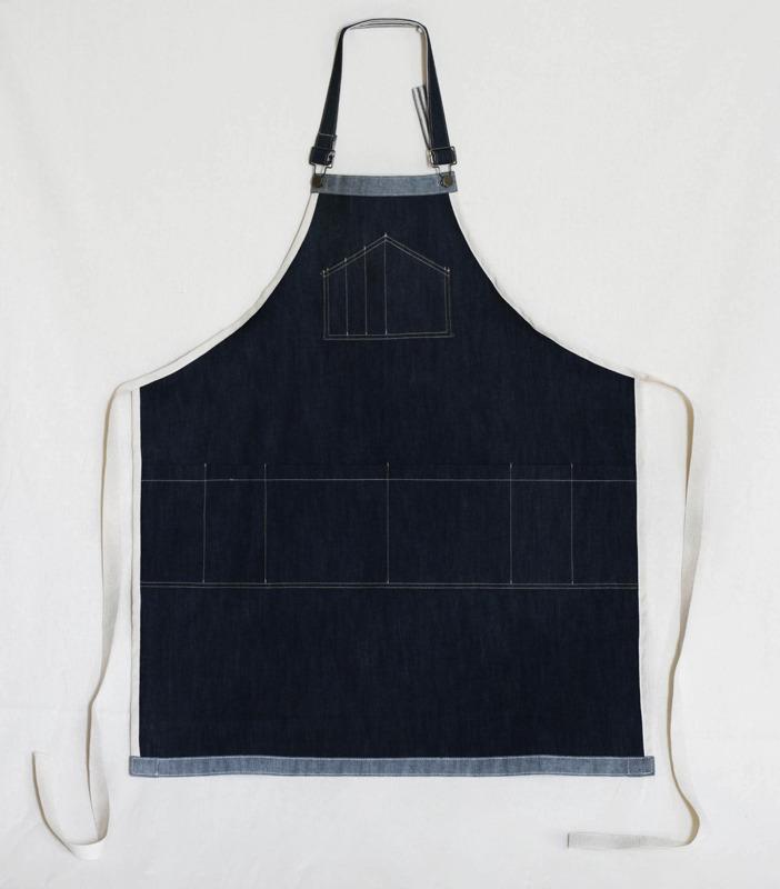 Winter session apron