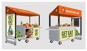 EatWise Neighbor Carts