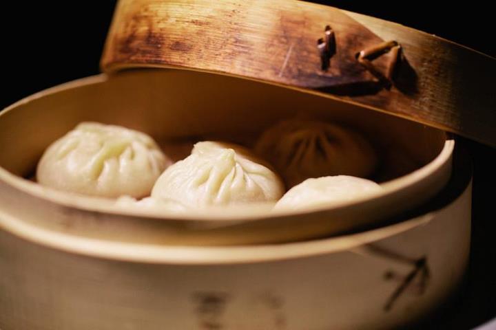 Flour and Bones dumplings